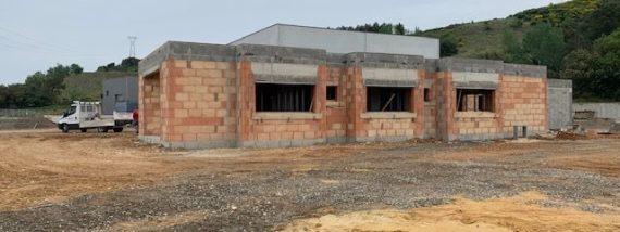 Construction des nouveaux locaux (bureaux et dépôt) de la SARL DP TRICASTIN – DEL PAPA