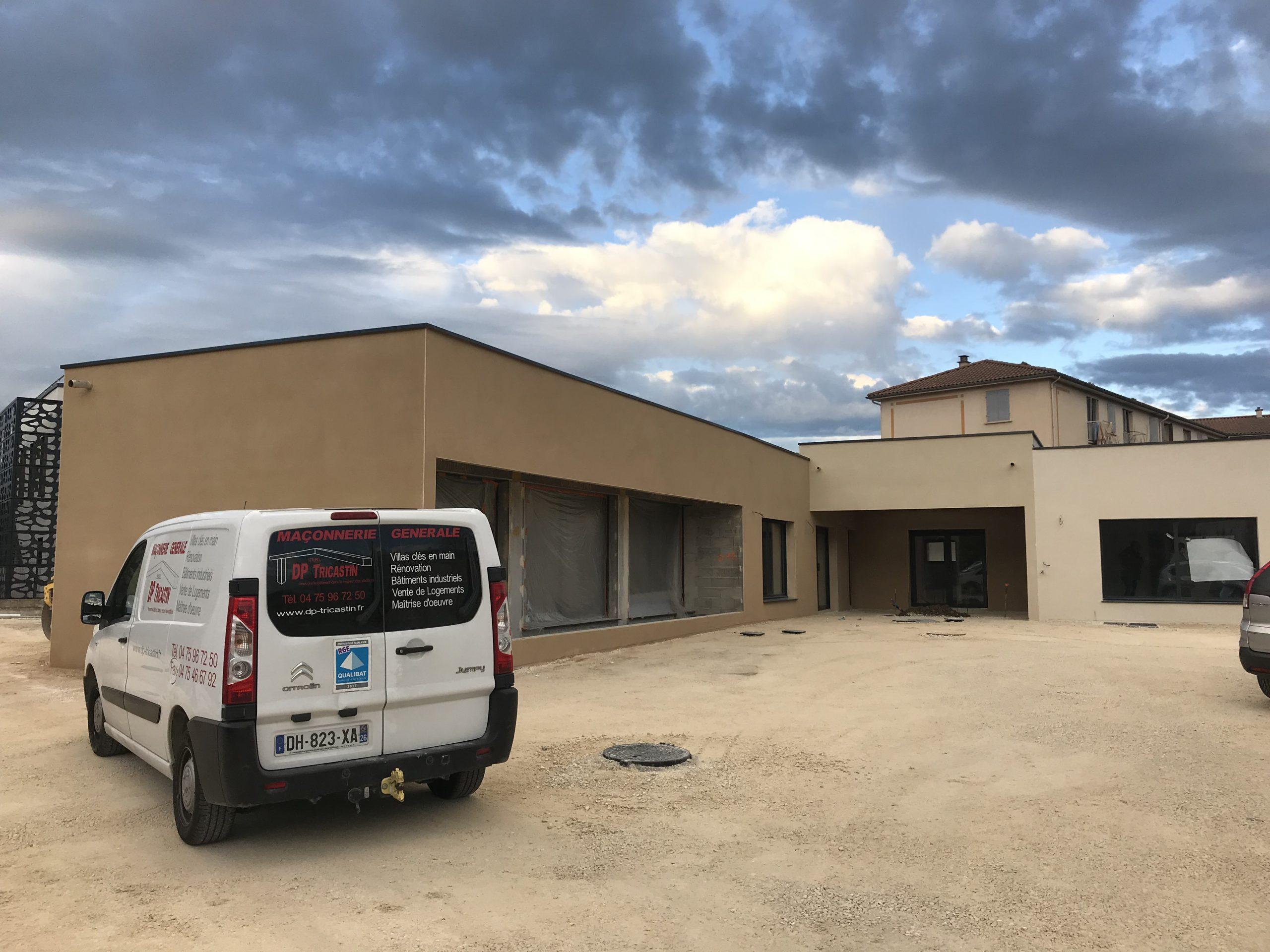 Bureaux Saint Paul Trois Châteaux